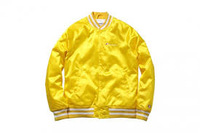Custom Below Colour Satin Bomber Jacket/Custom Satin Make your own Varsity Jackets College Jacket From Pakistan