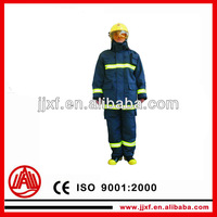 firefighter suit with EN469 inter certification