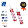 clear rubber silicone sealant for asphalt roof shingles liquid