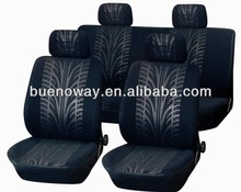 Universal fashionable PU leather PVC car seat cover