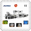 China LATEST full automatic non woven polypropylene bag making machine in china (AW-C700-800)