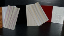 Acrylic sheet faced mdf Panel For Commercial furniture or kitchen cabinet