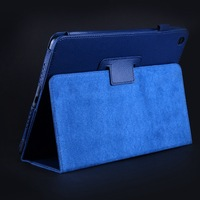 Flip Cases For iPad 5 Air Book Case For iPad 5 Stand Cover For iPad Air Litchi Grain Case And Cover For iPad 5 Air RCD03359