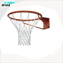 Hign quality materials PP PE multicolor basketball nets