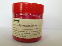 organic Pigment Red 57:1 for various inks and plastic
