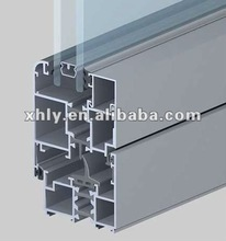 Aluminum profiles of glass curtain wall