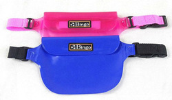 Bingo Waterproof Waist Bum Fanny Pack Bag Belt Swimming Sport Phone Camera Dry Pouch