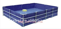 galvanized steel swimming pool