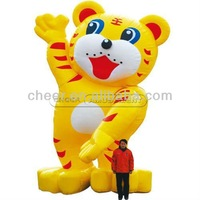 Cheer Amusement children indoor playground alien inflatable promotion tiger equipment