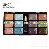 CC3462 Magic instant 12 color eyeshadow