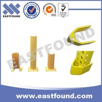 Warehouse storage upright steel column guard protector for pallet racking/Pallet rack accessories