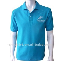 Custom cotton embroidered us polo t shirt on sale