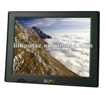 "Lilliput 8"" tft lcd touch screen monitor (UM-82/C/T)"