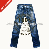 (#TG098M) 2012 most popular authentic jeans brand