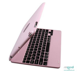 Multimedia Wireless Bluetooth Keyboard With Case For iPad 3 /4