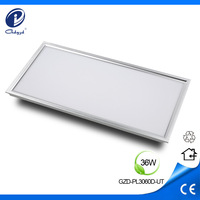 36W dimmable white surfacemounted led suspended ceiling light panel