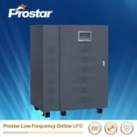 3 phase in/out Pure Sine Wave low frequency Online UPS 50KVA/40KW