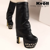 2015 new sexy boot fashion lady boots X6190