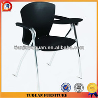 China Hot Sale plastic used school furniture with Writing Board