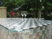 Exotic 3D Cat Eye EVA Table Cloth