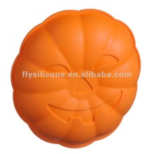 Pumpkin Silicone CupCake Decorating Mold For Halloween