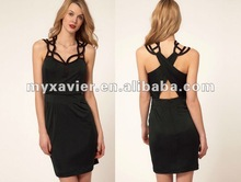 new products for 2012 hot elegant women sexy bandage dresses evening,20897