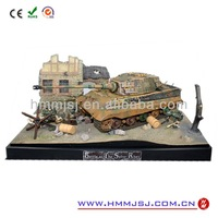 OEM factory fighting tank collection