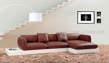 imported leather sofa lazy boy sectional sofa 2636