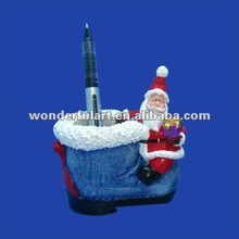 popular new 2015 christmas decoration with santa clause