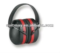 CE EN352-1 ANSI S3.19 Industrial Safety Ear Muffs Hearing Protection Earmuffs