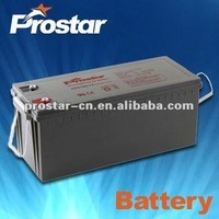 sealed maintenance free rechargeable storage vrla agm battery 4v 4ah
