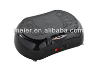 EMER XJ-F-19 silver body shaker vibration machine,BIO SHAKERMini Fit Massage Computer,Counter, remote control BIO SHAKER