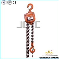 0.5T 1T 1.5T 2T 3T 5T10T 20T VE Types Of Chain Pulley Block