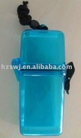 Plastic waterproof box/Suitable for iphone waterproof case