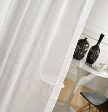 Fashionable latest kitchen lace curtain