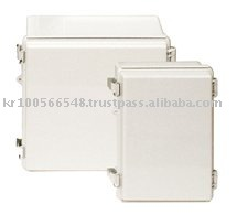 IP66/67 plastic enclosure for electronic