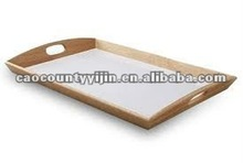 2012 new type wooden kitchen trays