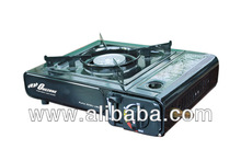 DUAL USING PORTABLE GAS STOVE (LPG, Butane) MODEL BD1-2WO / US$6.40