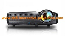 5000 lumens best selling easy pocket lcos led projector