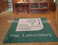 Rubber Deck Mat AS001, Logo Mat,