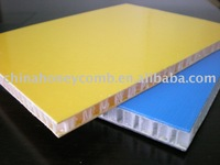 PP honey comb panel for partition wall's material