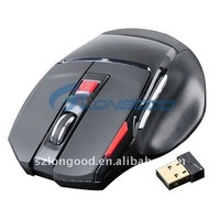 2014 hot sale gaming mouse minnie mouse 2.4ghz usb wireless optical mouse driver
