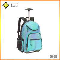 "15"" laptop trolley backpack for travelling bag"