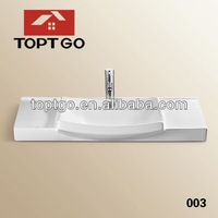 Bathroom Sanitary Ware Sink Rectangle Sink Used Kitchen Sinks For Sale 001