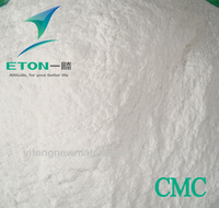 Polymer CMC for Oil Refining Drilling Fluid Mud