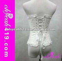 2014 New design leather bodysuit