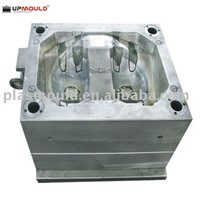 Plastic injection molding car lamp mold