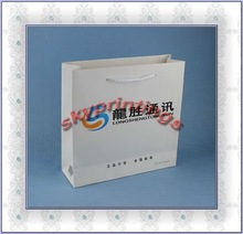 high-quality paper bags for communication equipments