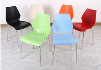Durable colorful restaurant chairs for sale used