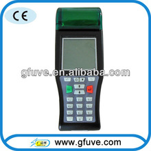 S58 Wireless handheld pos terminal wit PCI/EMV certification for financial payment